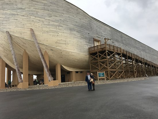 Williamstown, KY: Outside the Ark