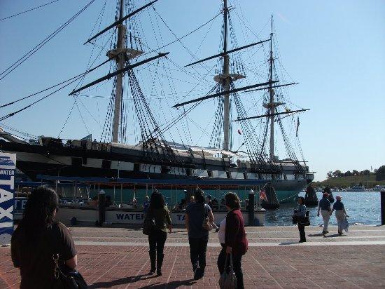 巴爾的摩內港照片
