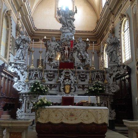 Maglie, Italia: Altare Madonna della misericordia