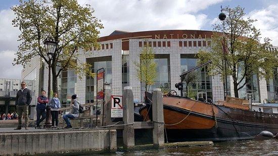 Dutch National Opera & Ballet : Opernhaus