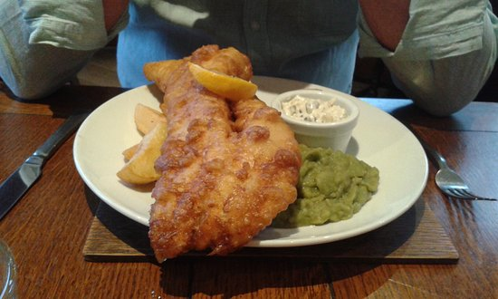 Kelsall, UK : huge fish!!