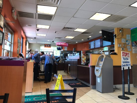 East Stroudsburg, PA: Dunkin Donuts