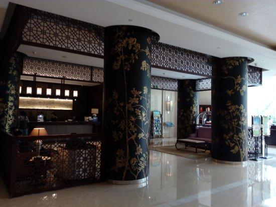 Best Western Hangzhou Meiyuan Hotel: hotel lobby