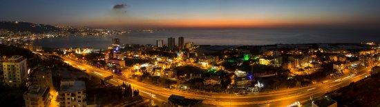 Tabarja, Li Băng: Hotel View at Sunset