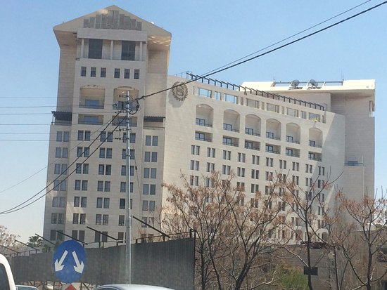Sheraton Amman Al Nabil Hotel Photo