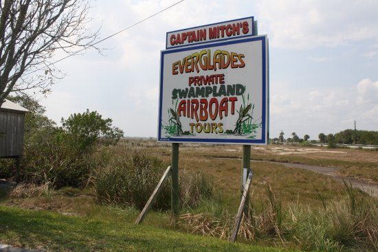 Capt Mitch's - Everglades Private Airboat Tours: Captain Mitch's Everglades Airboat Tours