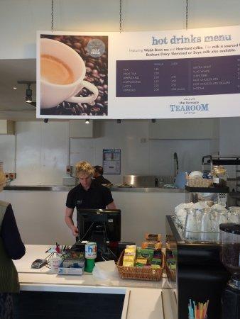 Bodnant Welsh Food Tea Room