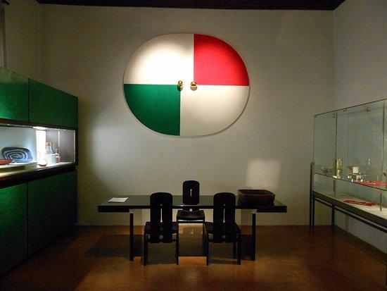 La stanza del Museo su Carlo Scarpa a Monselice