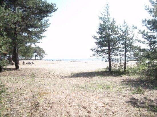 Aijanniemi Beach
