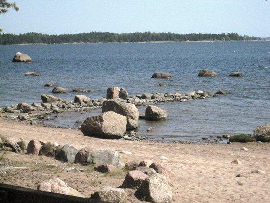 Äijänniemi Beach
