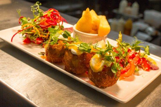 Ennis, Ireland: Fishy Fish Cakes