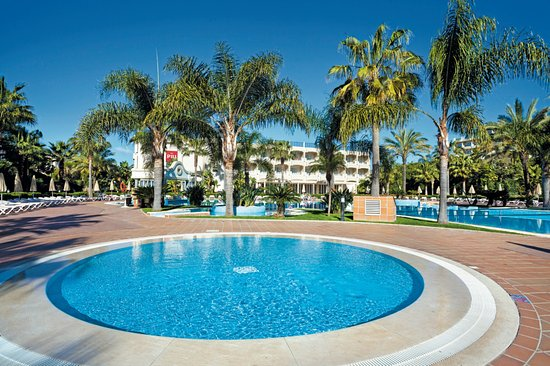 Clubhotel riu guarana resort olhos de agua portugal for Hotel a prix bas