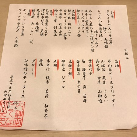 Uchikanda Utena: 日本酒に合う料理の数々。めずらしい日本酒にも出会えます。