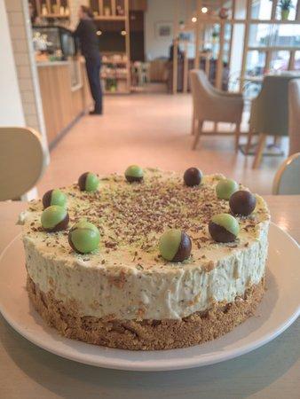 Ennis, Irlanda: Peppermint Cheesecake