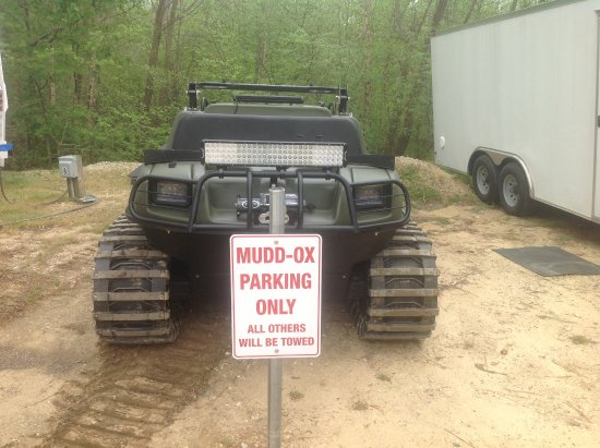 Busco Beach & ATV Park: We always try to stay in the B Section close to the snack bar. I like there coffee