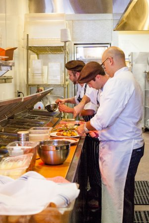 Westminster, CO : Hard Working Chefs on the Line