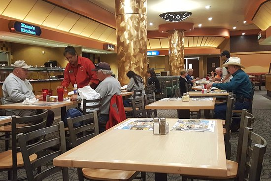Mescalero, NM: Dinning Room