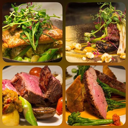 Milnthorpe, UK: A great menu with dishes to suit all palates and ages