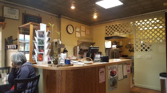 Mesilla, NM: Josefina's Old Gate Cafe