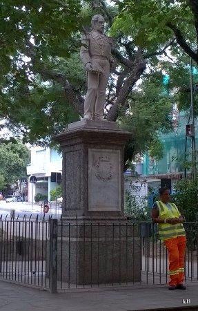 Praça Conde De Porto Alegre