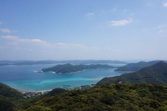 Oshima-gun Tatsugo-cho, Japan: View on Amami Oshima