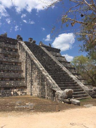 Chichén Itzá : el osario
