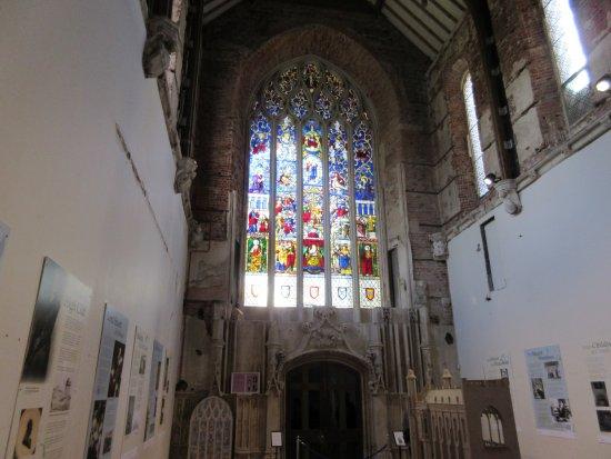 Highcliffe, UK: Great Hall