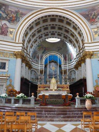 Rotonda (Iglesia de Santa María): Le coeur de la Rotonde