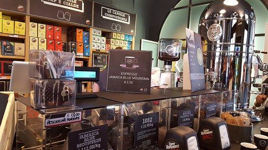 Outlet del caffe