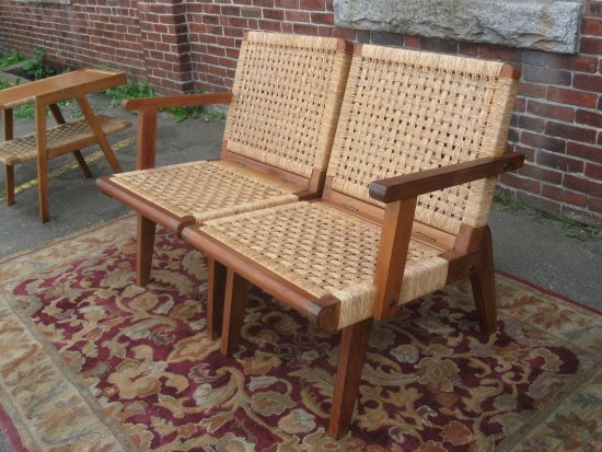 Waterville, ME: 1950's Clara Porsett furniture