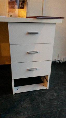 Rigi Kaltbad, Switzerland: Un tiroir manquant