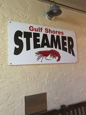 Seafood Restaurant Gulf Shores, AL - The Steamer & Baked ...