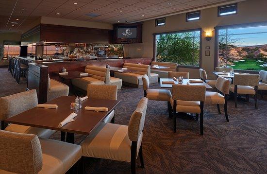Terrace restaurant at wolf creek mesquite restaurant for Terrace 33 menu
