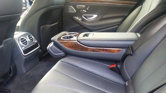 Schaerbeek, เบลเยียม: Mercedes Class S #BUSINESSLIMOUSINE