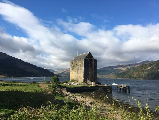 Lochgoilhead, UK: Carrick Castle