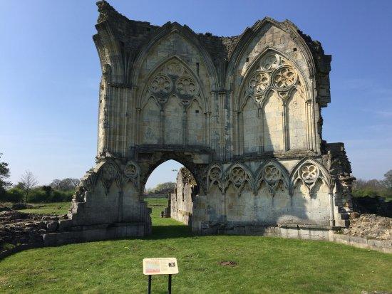 Ulceby, UK: Thornton Abbey & Gatehouse