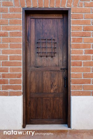 Baja California Sur, Mexico: Beautiful doors to your private rooms.