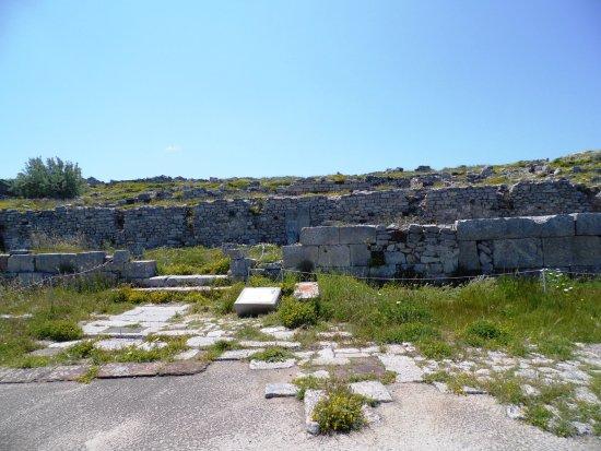 Ancient Thera: resti archeologici