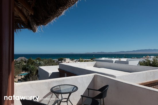 Baja California Sur, México: Honeymoon suite view.