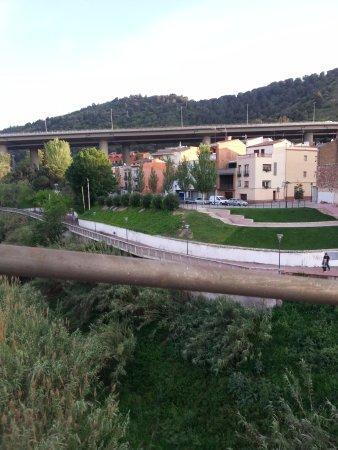 Martorell, Spain: The town.