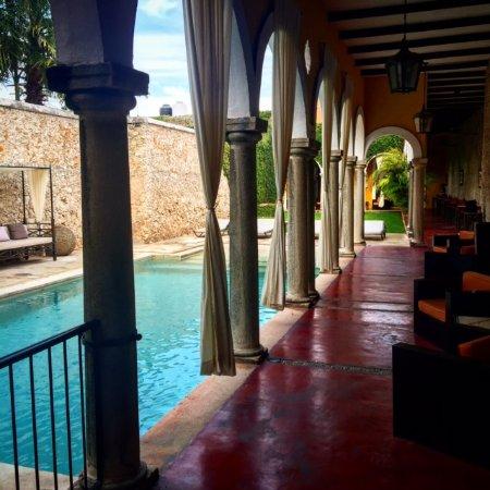 Hotel Hacienda Merida Photo