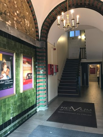 Hotel Foyer Picture Of Novum Hotel Holstenwall Hamburg Neustadt