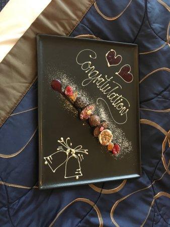 Sofitel London Gatwick: Lovely start to our honeymoon