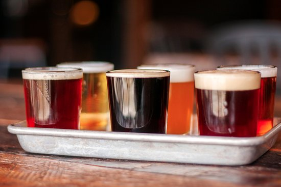 Hill City, Dakota del Sur: Flight of Beer