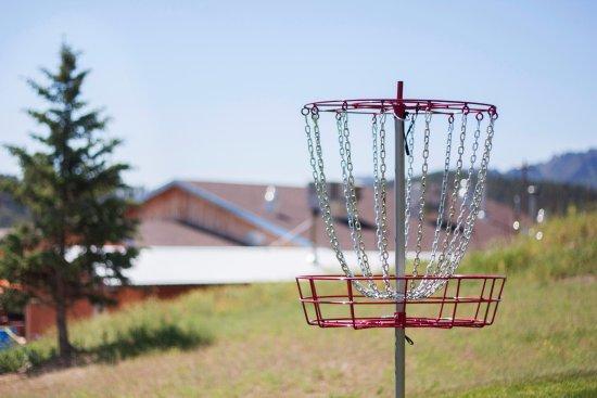 Hill City, Dakota Południowa: Lawn Games