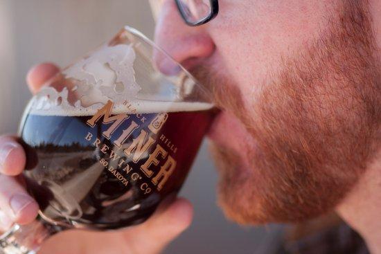 Hill City, Dakota Południowa: Pint of Beer