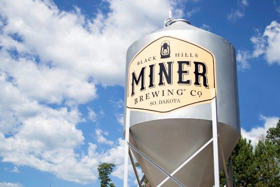 Hill City, Dakota Południowa: Miner Brewing Company
