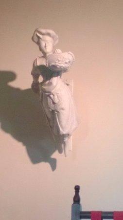 Bude, UK: The Renovated Figure Head