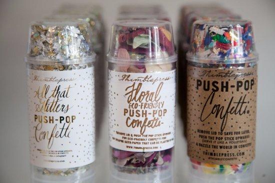 Христианстед, Сен-Круа: Push Pop Confetti!