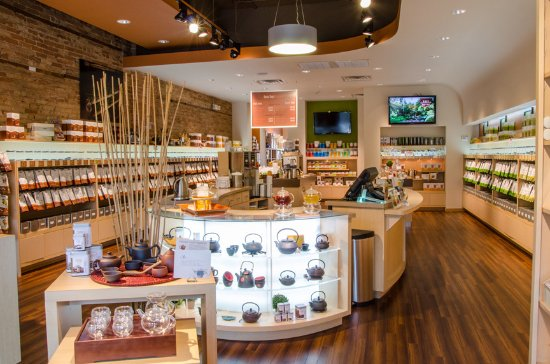 Naperville, IL: Over 150 teas await your discovery.